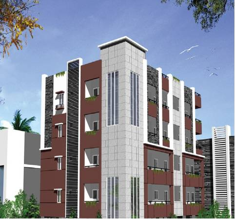 2 BHK New Apartment For Sale