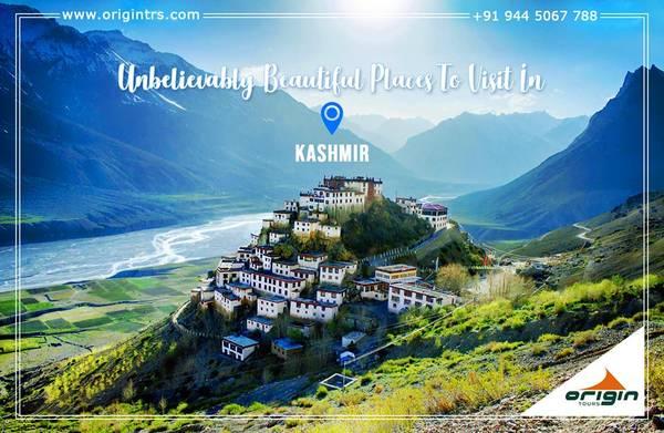 A Kashmir tour packages to enjoy the glimpses of Kashmir