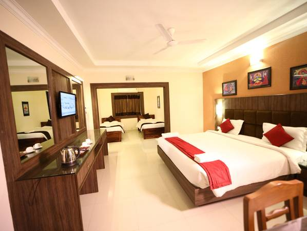 Resorts in Chennai for family