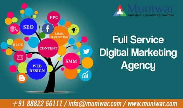 Top Digital Marketing Services | Digital Marketing Agency in