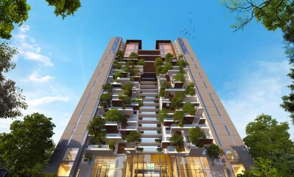 1OAK ATMOS – Luxury 3 Bedroom Apartments on Shaheed Path