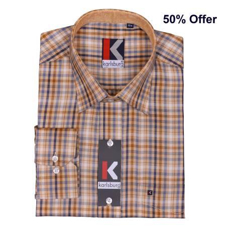 Branded Mens Shirts in offer Price - Karlsburg