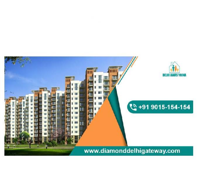 Delhi Awas Yojna 2019 offer 3 bhk home at dwarka, New Delhi
