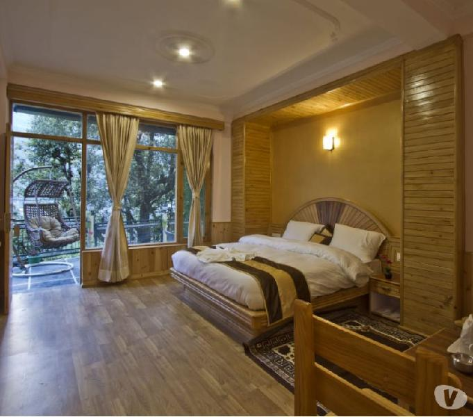 Fully Furnished Cottage for lease in Manali