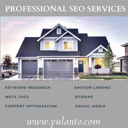 Professional SEO Services Company