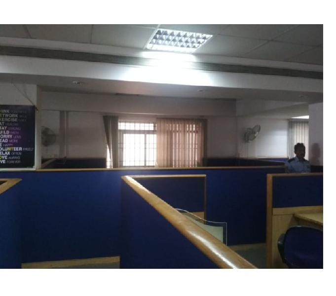 office space available for rent in R.T.Nagar, 75000 rentmon