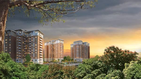 Apartments For Sale in Mysore – Zuari Garden City