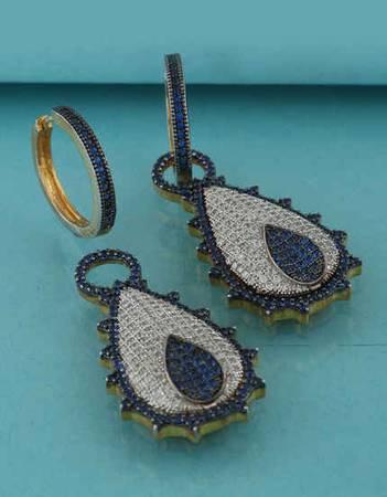Designer Hoop Earrings & Bali Earrings Online at Anuradha