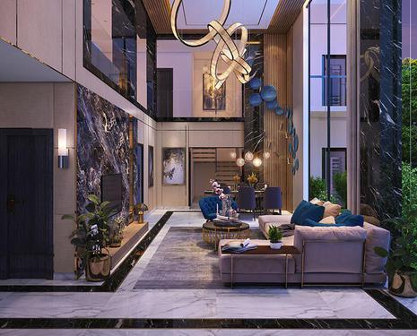 1OAK ATMOS Luxury 3 Bedroom Apartments on Shaheed Path