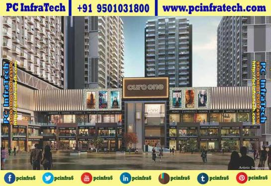 Curo One New Chandigarh Sco Retail Shops Bayshop 95O1O318OO