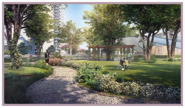 Godrej Nture GURGAON 3 BHK Homes