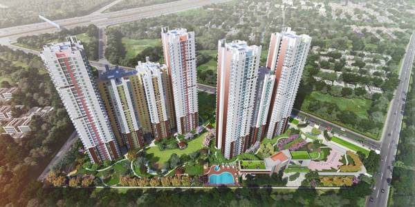 Hero Homes: 2 & 3 BHK Flats on Dwarka Expressway