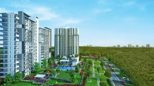 OASIS BY GODREJ 2 BHK STUDY LUXURY HOMES