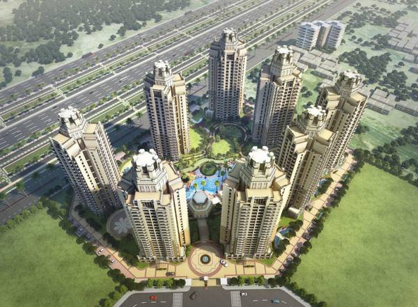 ATS Allure: Ready to move 2 & 3BHK Homes on Yamuna