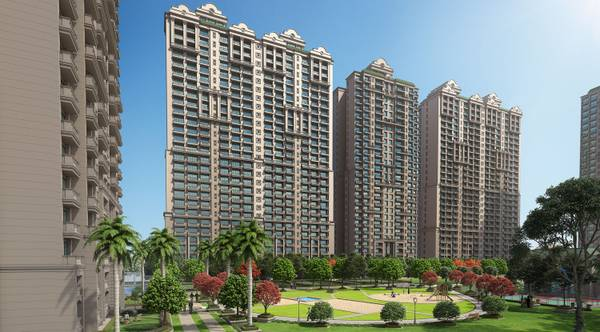 ATS Rhapsody – Luxury 3/4 BHK Apartment in Sector 1
