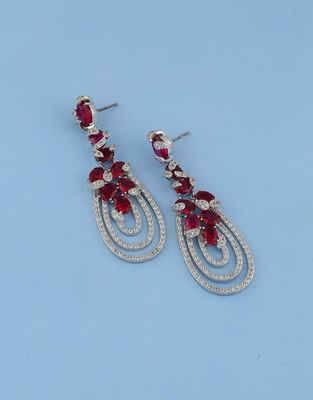 Buy Beautiful Diamond Earrings Online for Women at Best