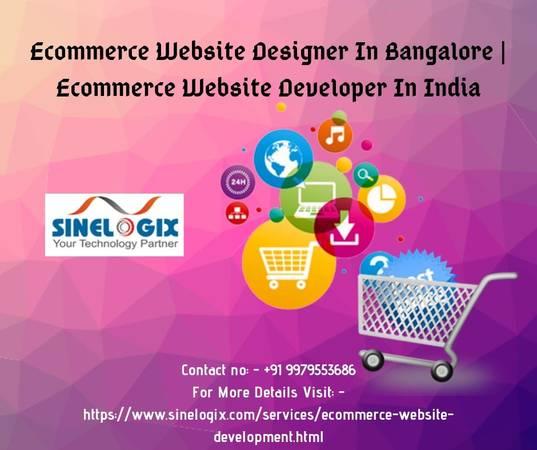 Ecommerce Website Designer In Bangalore | Ecommerce Website