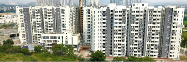 2/3 BHK Luxury Apartments for Sale in Kokapet, Hyderabad