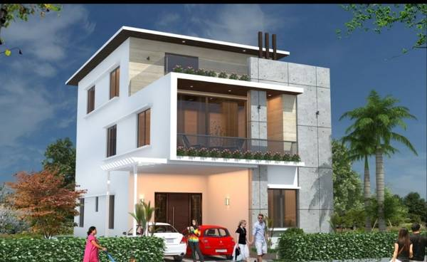 3&4BHK Villas for Sale in Kismathpur