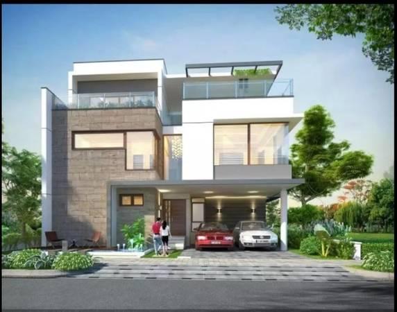 4BHK Luxury Villas for Sale in Manikonda, Hyderabad