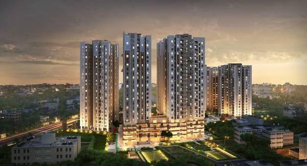 Best Real Estate Developers in Kolkata - Srijan Realty