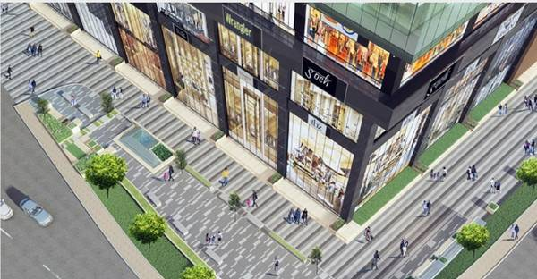 Commercial Space for Sale at Gachibowli Circle
