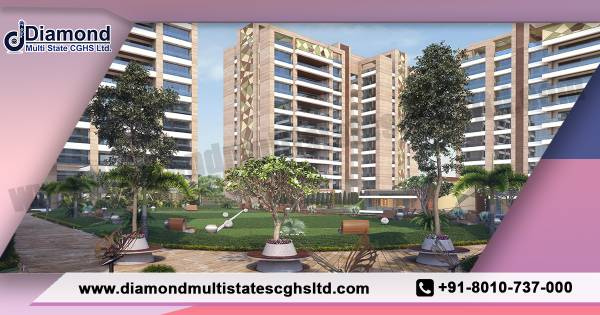 Get your 2BHK Luxurious Apartments in Diamond Multistate