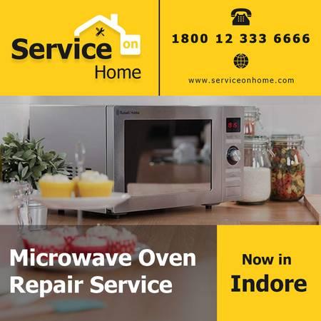 Microwave Repair in Indore
