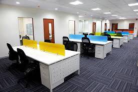 sq.ft Posh office space for rent at brunton road