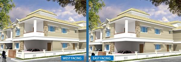 3BHK Villas for sale in Rampally Hyderabad