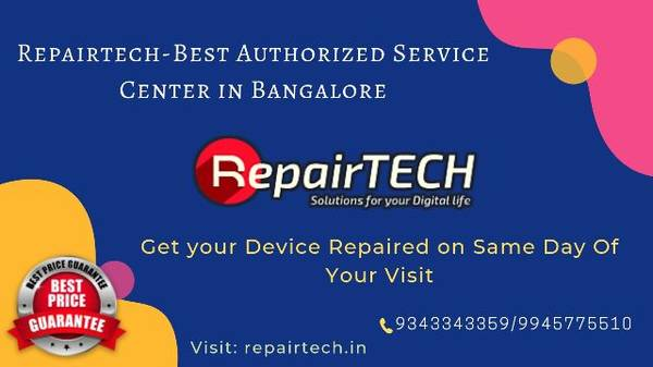 Best Service Center in Bangalore