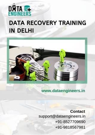 Data recovery training in Delhi