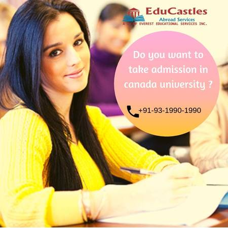 EduCastles - Settle your career with Study Abroad Consultant