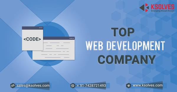 Leading Top web Development Company Services