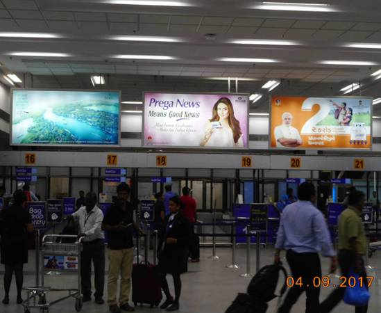 Top Airport Advertising Company in India