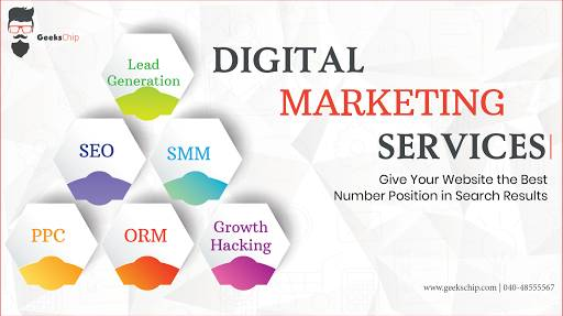 Digital Marketing Services in Hyderabad, India