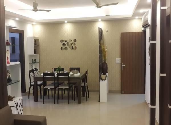 Eldeco City Breeze: Ready to move 3BHK Apartments in IIM