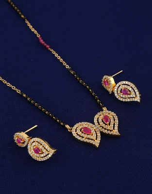 Exclusive Long Mangalsutra Designs Online For Women at Best