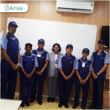 Housekeeping Facility Management Services in Mumbai | Arise