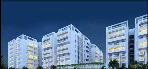 2, 3, 4BHK Apartments for Sale in Bandlaguda Jagir,