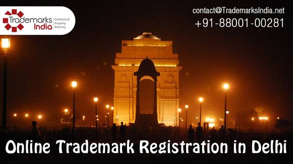 Fast & Flawless Online Trademark Registration in Delhi for