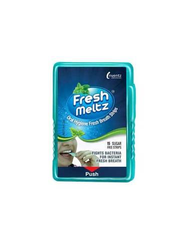 FreshMeltz Oral Hygiene Fresh Breath Strips online in India