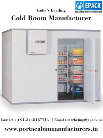 Cold Room Manufacturers India
