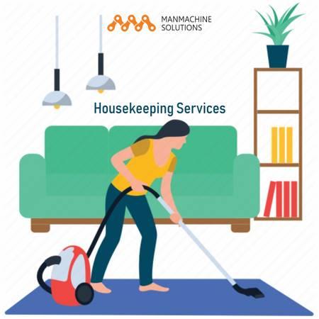 Top Housekeeping Services in Delhi, Noida, Ghaziabad,
