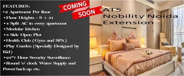 ATS Nobility Residential Flat Apartment in Greater Noida