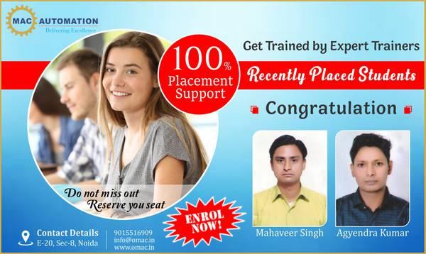 Best PLC SCADA Training in Noida, PLC SCADA Automation