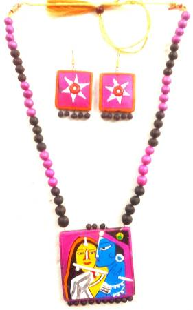 Customary Terracotta Jewellery is immensely popular in the