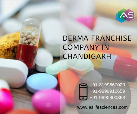 Derma Franchise Company in Chandigarh | A. S Lifesciences