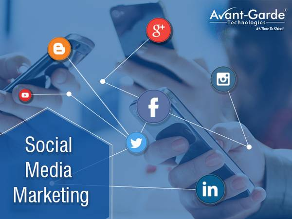 Drive brand awareness with social media marketing