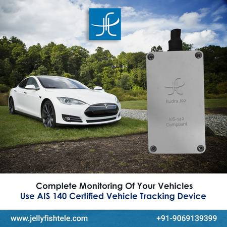 GPS Vehicle Tracking Device For Real-time Tracking